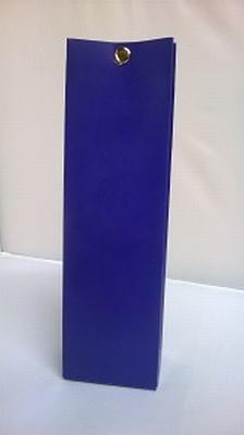 Hoog tasje fel dark blue - € 0,80 /stuk - vanaf 10 stuks