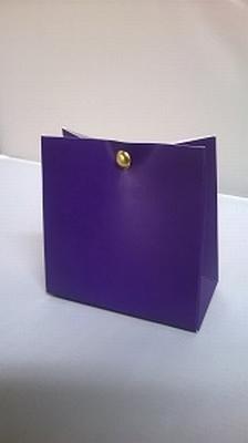 Breed tasje night purple - € 0,80 /stuk - vanaf 10 stuks