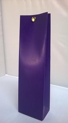 Hoog tasje night purple - € 0,80 /stuk - vanaf 10 stuks