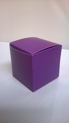 Kubus violet - € 0,80 /stuk - vanaf 10 stuks