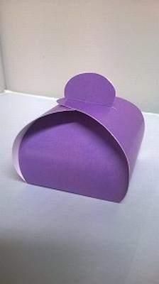 Bonbondoosje lavendel - € 0,80 /stuk - vanaf 10 stuks
