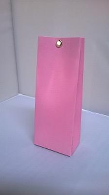 Laag tasje pink roze - € 0,80 /stuk - vanaf 10 stuks