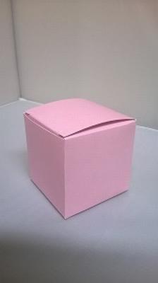 Kubus baby roze - € 0,80 /stuk - vanaf 10 stuks