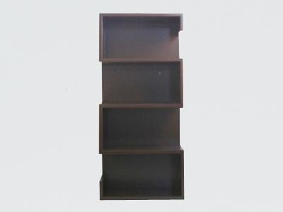 Rekje bruin 4 niveaus 66 cm hoog