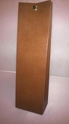 Hoog tasje licht bruin - € 0,80 /stuk - vanaf 10 stuks