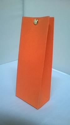 Laag tasje oranje malmero orange - € 0,80 /stuk - vanaf 10st