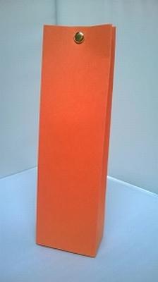 Hoog tasje oranje malmero orange - € 0,80 /stuk - vanaf 10st