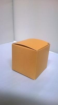 Kubus goudkleur - € 0,80 /stuk - vanaf 10 stuks