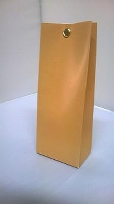 Laag tasje goudkleur - € 0,80 /stuk - vanaf 10 stuks