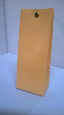 Laag tasje licht oranje - € 0,80 /stuk - vanaf 10 stuks