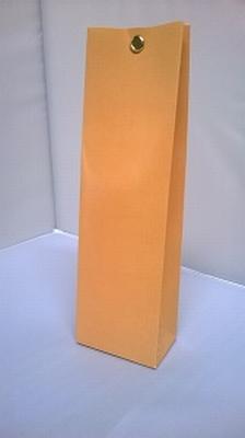 Hoog tasje licht oranje - € 0,80 /stuk - vanaf 10 stuks