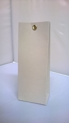 Laag tasje licht taupe tube - € 0,80 /stuk - vanaf 10 stuks
