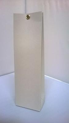 Hoog tasje licht taupe tube - € 0,80 /stuk - vanaf 10 stuks