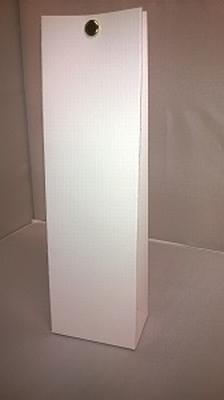 Hoog tasje conquer vergeerd licht wit - €0,80/stuk vanaf10st