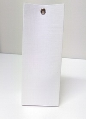 Laag tasje valentinoise wit - € 0,80 /stuk - vanaf 10 stuks