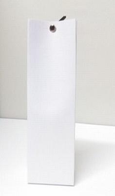 Hoog tasje valentinoise wit - € 0,80 /stuk - vanaf 10 stuks
