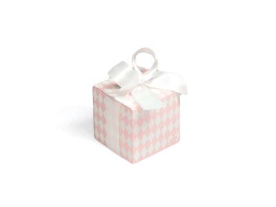 Betty Blush Arlequin kubus doosje