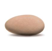 Chocoladeboon zand mat 1 kg