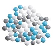 Mini smarties confetti mix boy 1 gelakt 1 kg