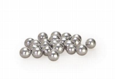 Zilveren parels 195 gram