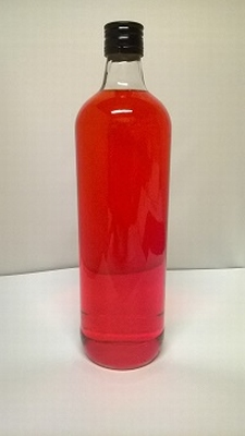Jenever Framboos (fusia) helder 1 liter 18%vol - afhalen