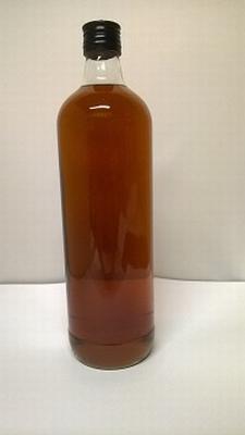Jenever Amareto helder 1 liter 18%vol - enkel afhalen