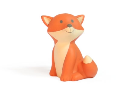 Cesar Fox oranje led lichtje