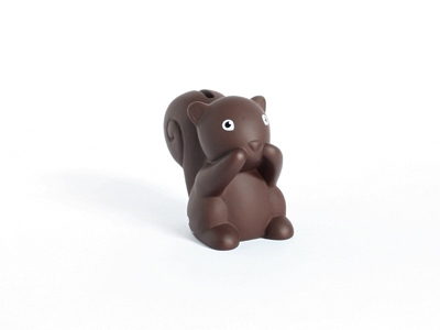Betty Chocolat mini spaarpot (24 stuks)
