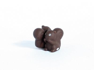 Betty Chocolat magneet (24 stuks)