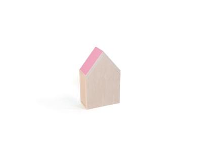 Naturalplus huisje klein flamingo (12 stuks)