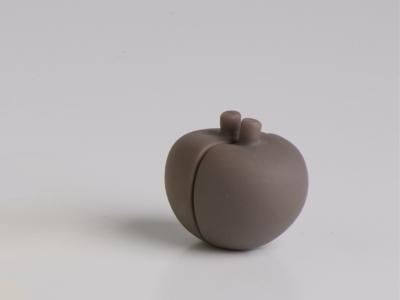 Pom taupe magneet (24 stuks)