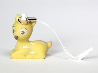 Bambi Suzi curry smartphone deco (24 stuks)