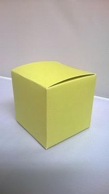 Kubus licht groen - € 0,80 /stuk - vanaf 10 stuks