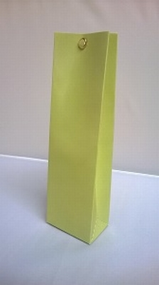 Hoog tasje licht groen - € 0,80 /stuk - vanaf 10 stuks