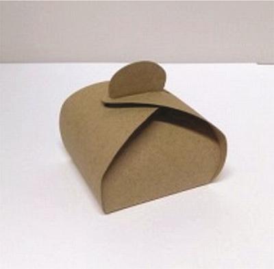 Bonbondoosje muskat new brown - € 0,80 /stuk - vanaf 10 st