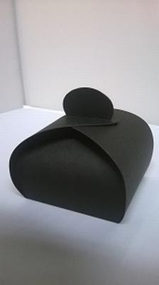 Bonbondoosje zwart - € 0,80 /stuk - vanaf 10 stuks