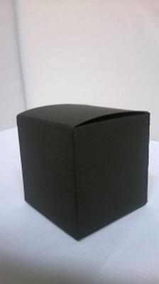 Kubus zwart - € 0,80 /stuk - vanaf 10 stuks