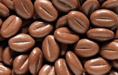 Chocolade koffieboon melk 1 kg