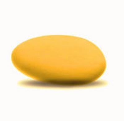 Chocoladeboon kanariegeel 1 kg