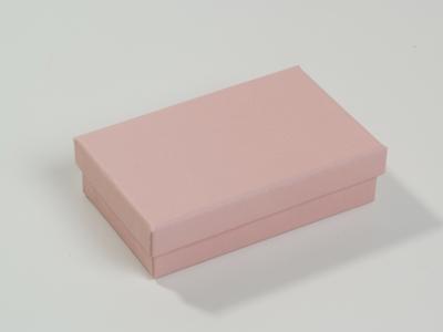 Inside out doosjes roze steengrijs patroon (24 stuks)