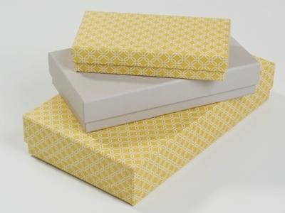 Inside out dozen steengrijs roze patroon set (2 stuks)