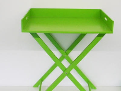 Buttler tray lime large