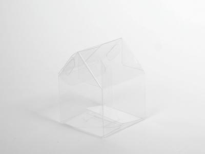 Pet huisje doosje 5x5x6,5 cm (24 stuks)