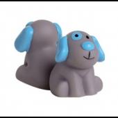 Billy hond turkoois magneet