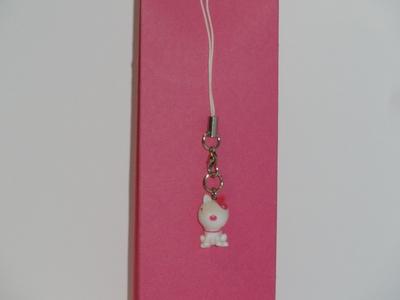 Smartphone hanger pitty fushia