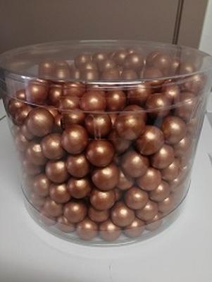 Choco choups parelmoer koper 500 gram