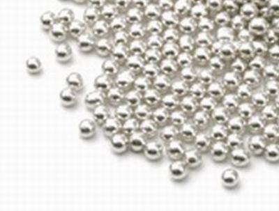 Zilveren parels 1 kg