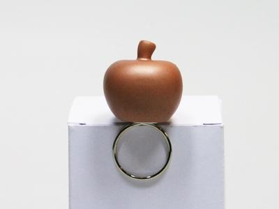 Pom brons decoclip (24 stuks)