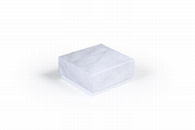 Luxe box grijs marmer (24 stuks)
