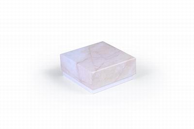 Luxe box roze marmer (24 stuks)